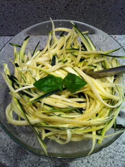 Squash-spaghetti
