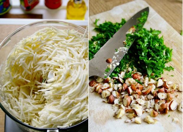 Selleri- æblesalat med hasselnødder-4