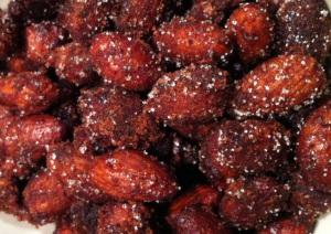 Sukrin mandler