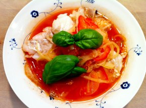 Spicy Ginger Soup