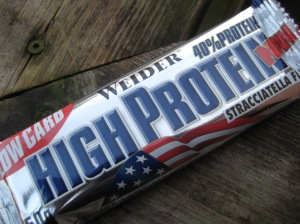 Weider low carb proteinbar