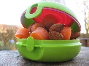 Mandler og gulerødder
