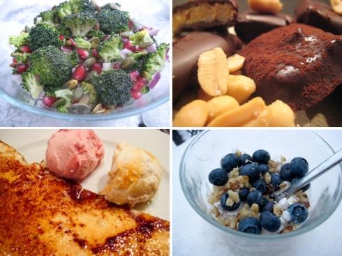Slank med proteiner