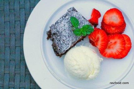 LCHF chokoladekage