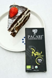 Pacari Raw chokolade