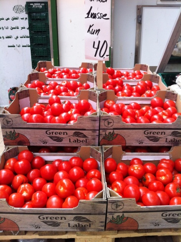 Tomatchutney  x 2 uden sukker, med gode (og billige) danske tomater fra Bazar Fyn