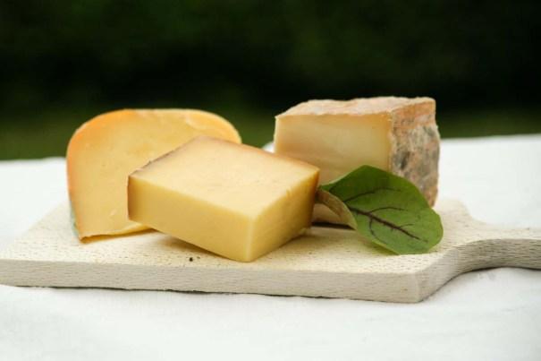 Ravfood Gratin med broccoli og 3 slags oste fra net-ost.dk