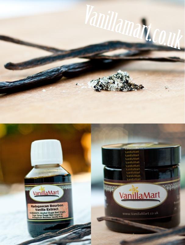 Vanilje give away
