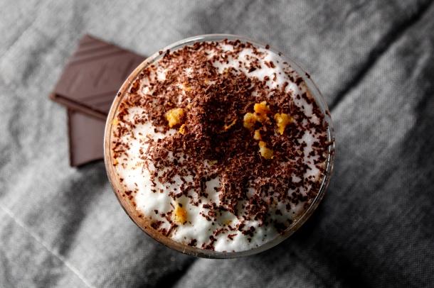 Varm Chokolade med appelsin