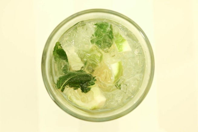 Low carb drinks - Mojito