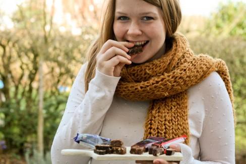Raw Snacks give away - Nina Rav prøvesmager