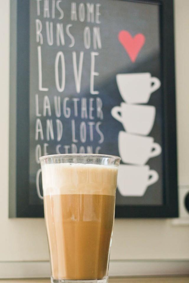 LCHF kaffe og -cacao