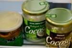 Kokosolie med og uden smag, Ghee