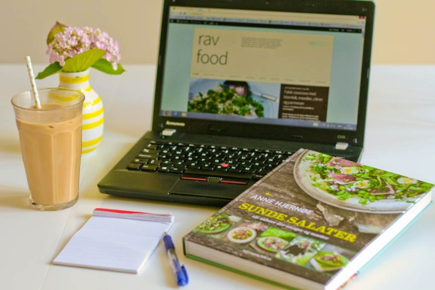Sunde salater - anmeldelse og give away