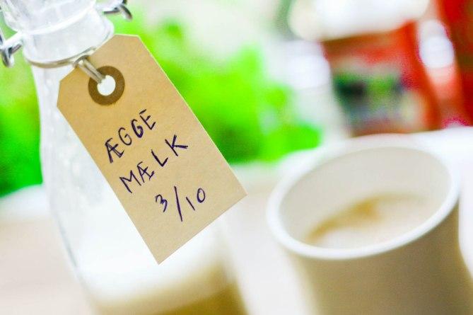 Æggefaste - æggemælk-4