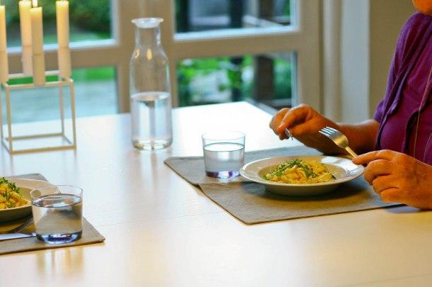 Æggefaste - fettucine med gorgonzolasauce-3