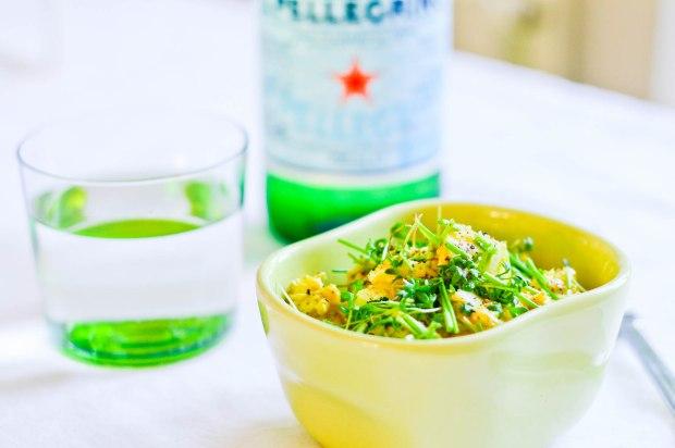 Æggefaste - karry-ægge salat