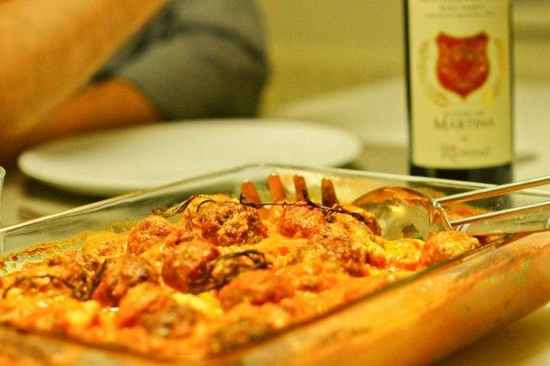Miracle Noodles med Kødboller i Tomatsauce-3