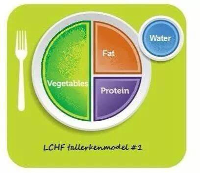 LCHF Tallerkenmodel