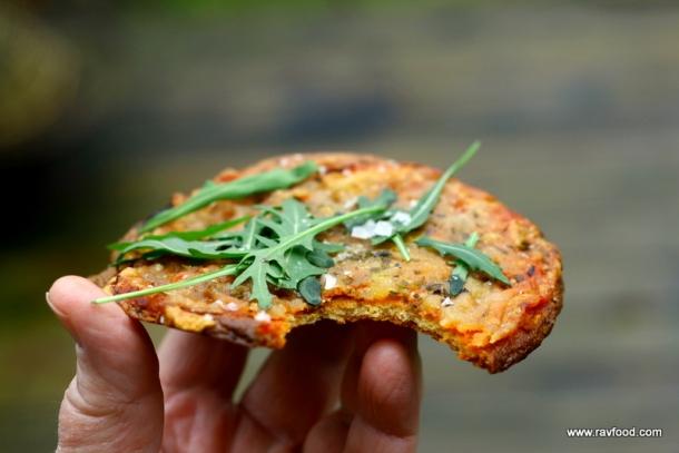 Oopsie Pizza Margherita
