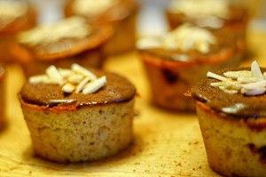 Kanelsnegle muffins uden sukker og gluten-2