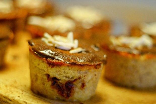 Kanelsnegle muffins uden sukker og gluten