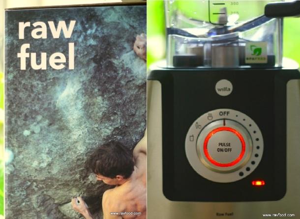Wilfa Raw Fuel blender