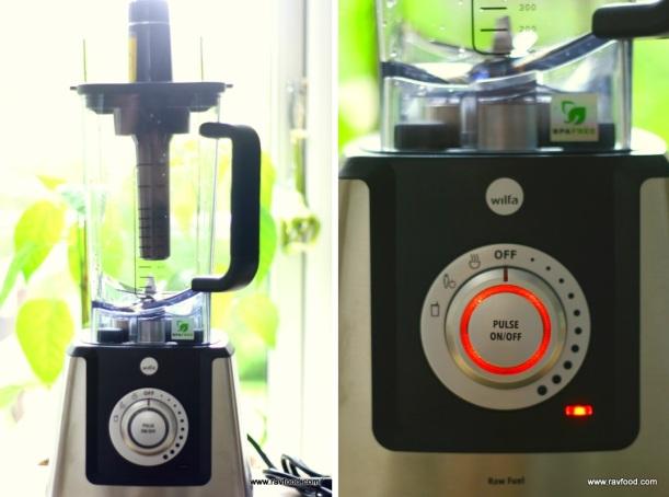 Iskaffe - iceblend - frappé - Raw Fuel Wilfa blender