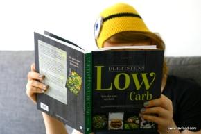 Diætistens Low Carb – boganmeldelse og giveaway