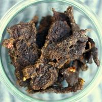 Beef Jerky - en tørret proteinsnack