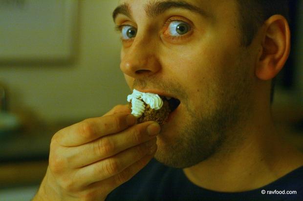 Hokkaido muffin