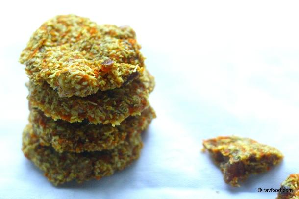 Raw hokkaido cookies