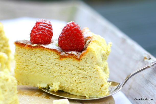 japansk japanese soufflé cheesecake