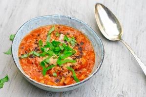 Tomatsuppe - den bedste og den nemmeste