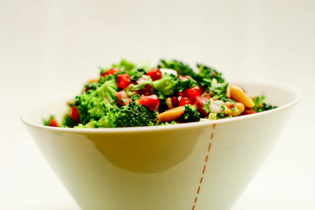 broccolisalat 2014