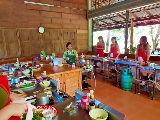 The Chiang Mai Thai Farm Cooking School
